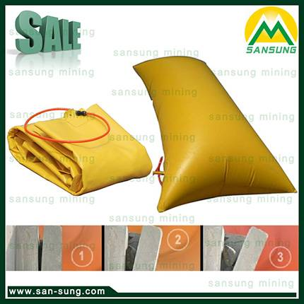 Block Pushing Air Bag