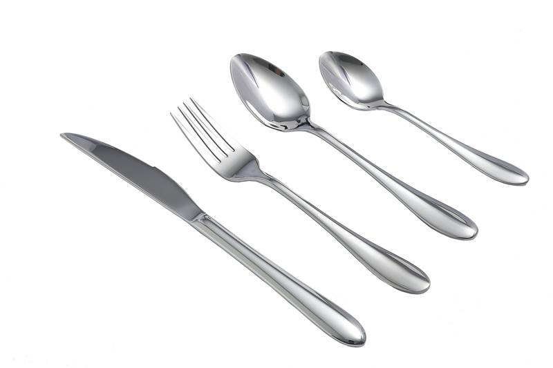 Flatware Stainless Steel Cutlery 24 pieces