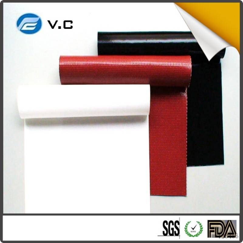 Hot sale professional manufacturer Competitive Price Silicone coated fiberglass cloth bread pan line