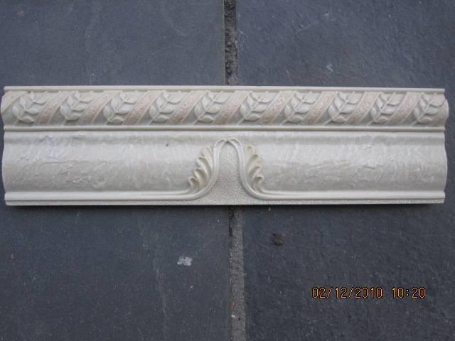manufacture resin border tiles