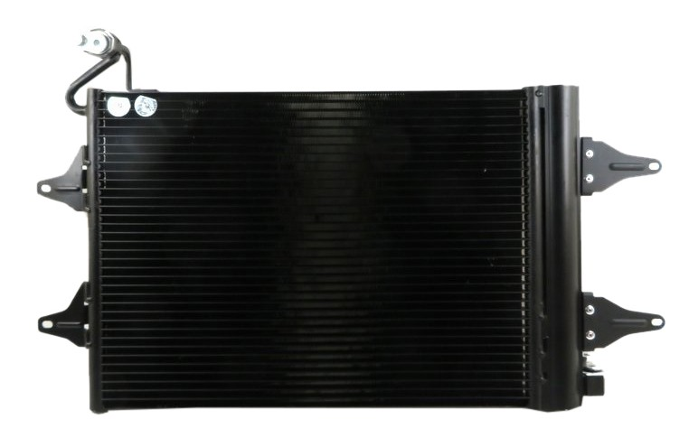 Auto AC Condenser Fits VW POLO/SKODA FABIA