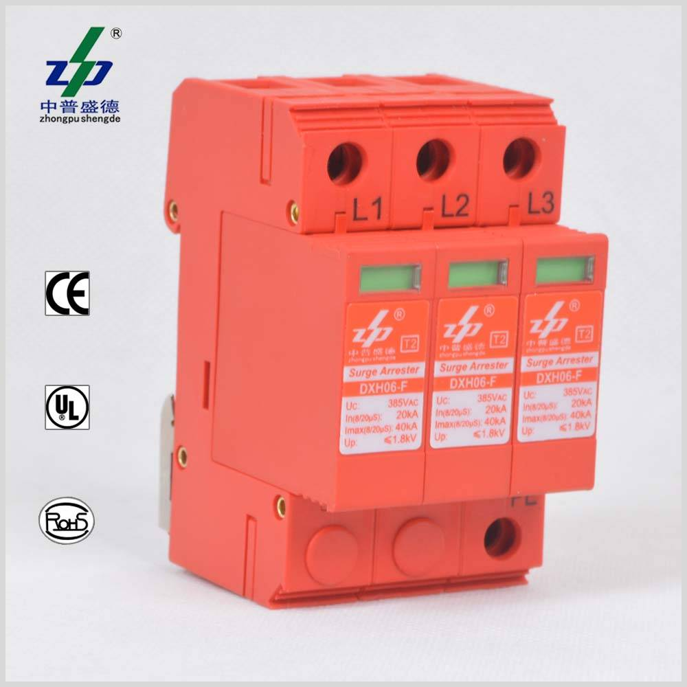 Surge Protection Device AC 220V 3P Three Phase