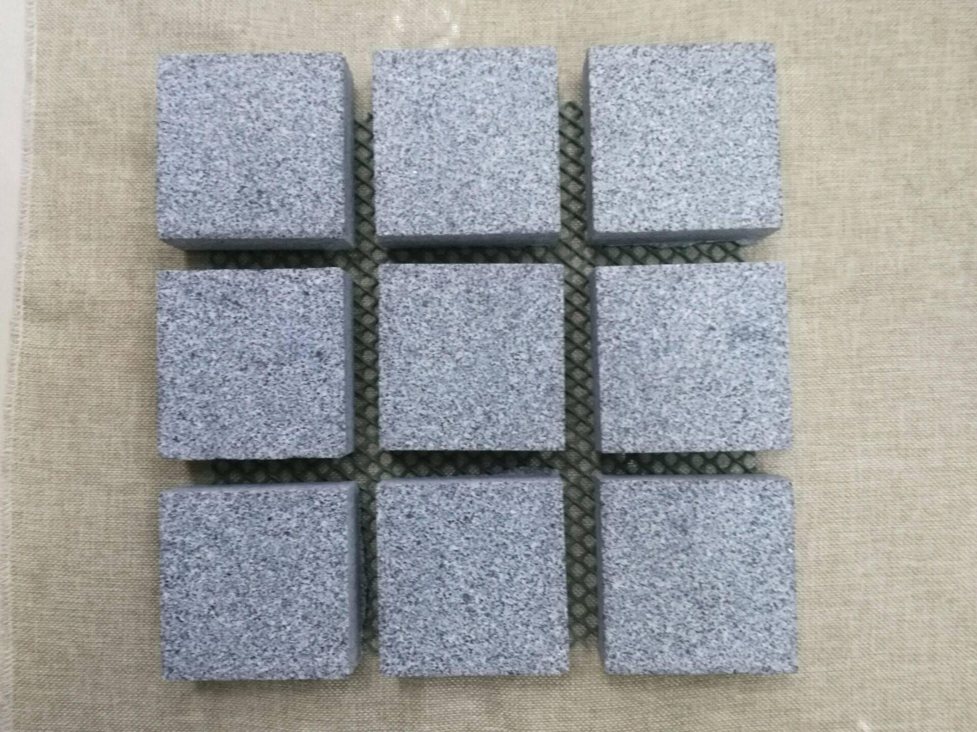 Grey Mesh Paving stone