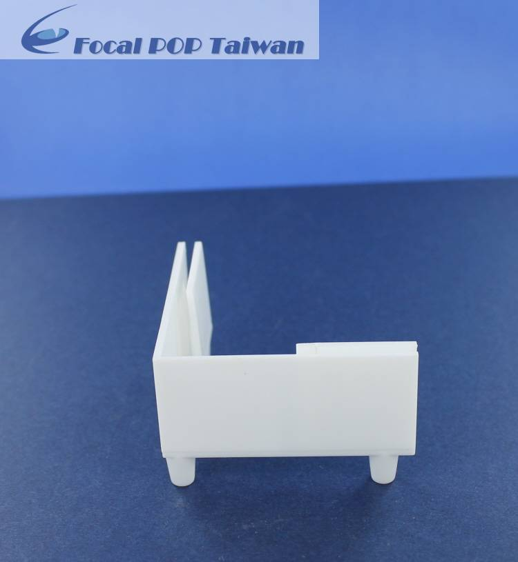 plastic display foot