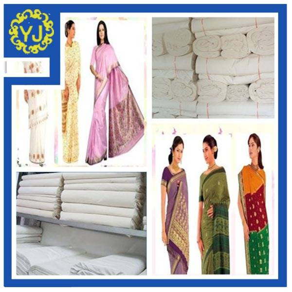 India saree fabric dyed fabric china suppliers