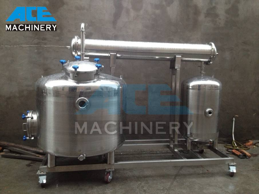 Herbs/ Chinese medicine Extracting and Recycling Tank System