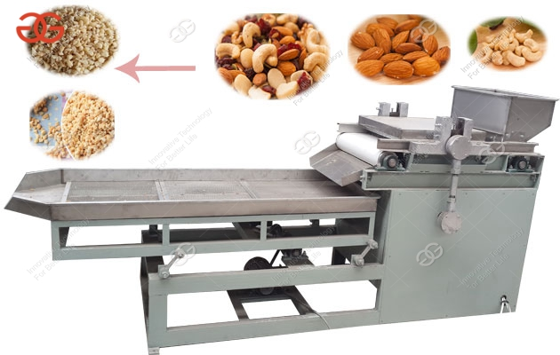 Peanut|Almond|Nut Granule Cutting Machine For Sale