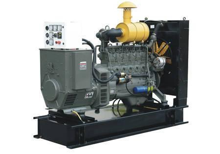 Diesel Generator/Water Cooled Diesel Generator/Deutz Diesel Generator