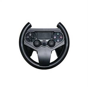 Steering Racing Wheel Joypad Grip for PS4 Bluetooth Controller Racing Game