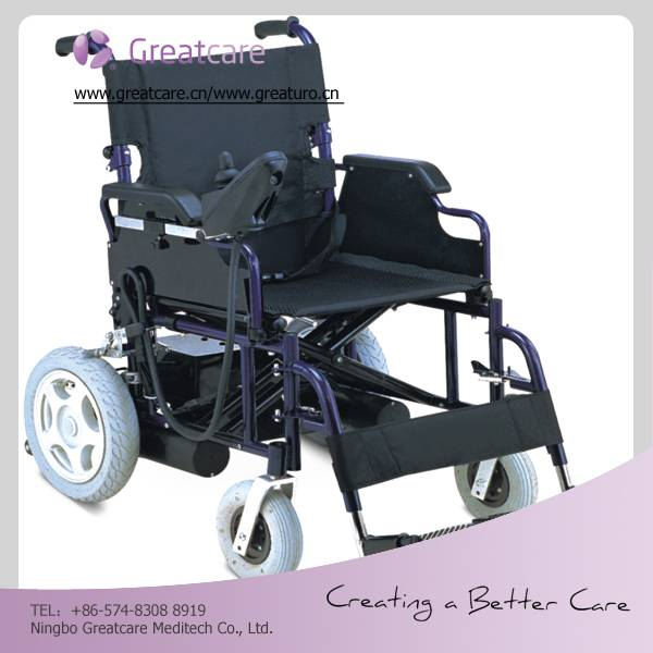 New style manufacturer power wheelchair motor for disabled people in rehabilitation therapy supplies