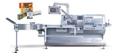 ZHW-120 AUTOMATIC CARTONING MACHINE (for Ice-cream)