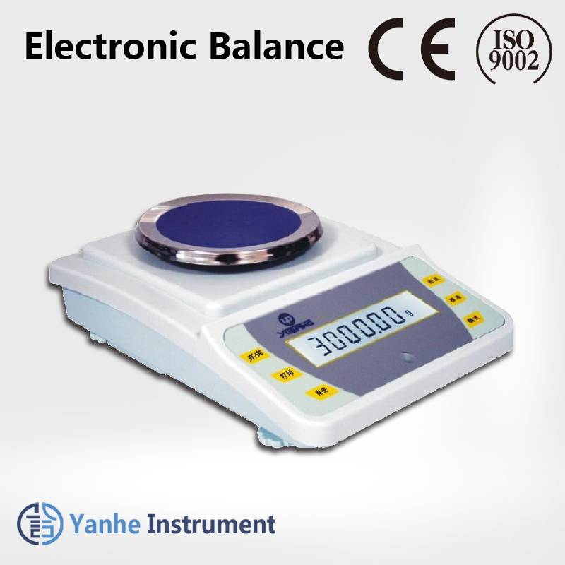 YP1002 Electronic laboratory Balance Weighing Range 100g 10mg