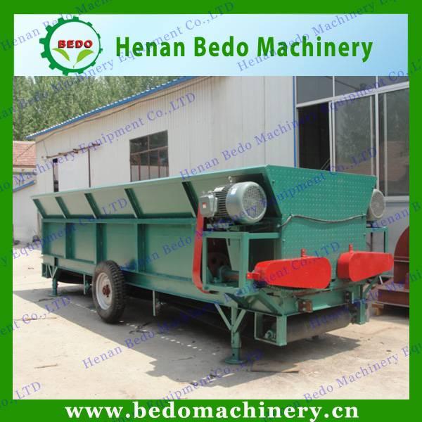 China Best Supplier Wood Debarking Machine