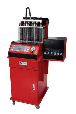 Fuel Injector Tester & Cleaner