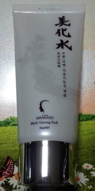 Dr.MIHWASU Black Ginseng Pack