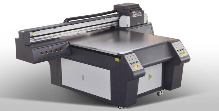 small format uv flatbed printer