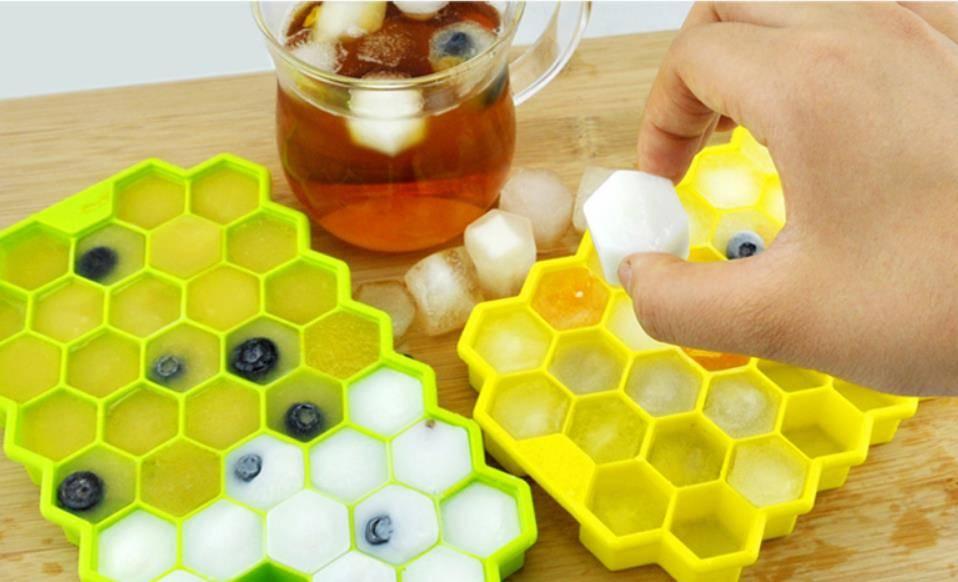 Honeycomb Hexagon ice tray