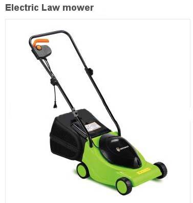 Agricultural tools-----Electric Grass Cutter