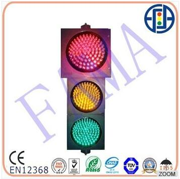 300mm Red +200mm Yellow & Green Crossroad Traffic Signal Light