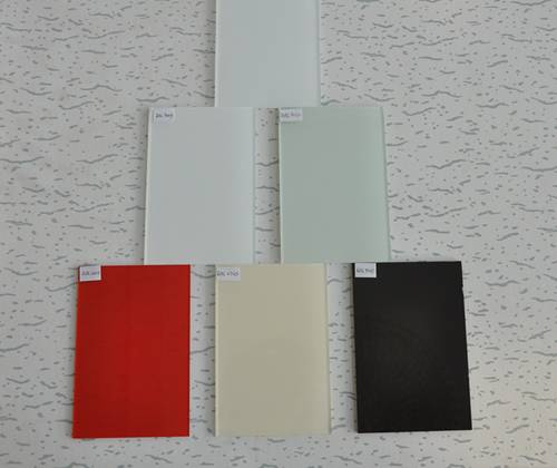 Painted glass/ Colored glass/Tinted glass 2mm to 6mm
