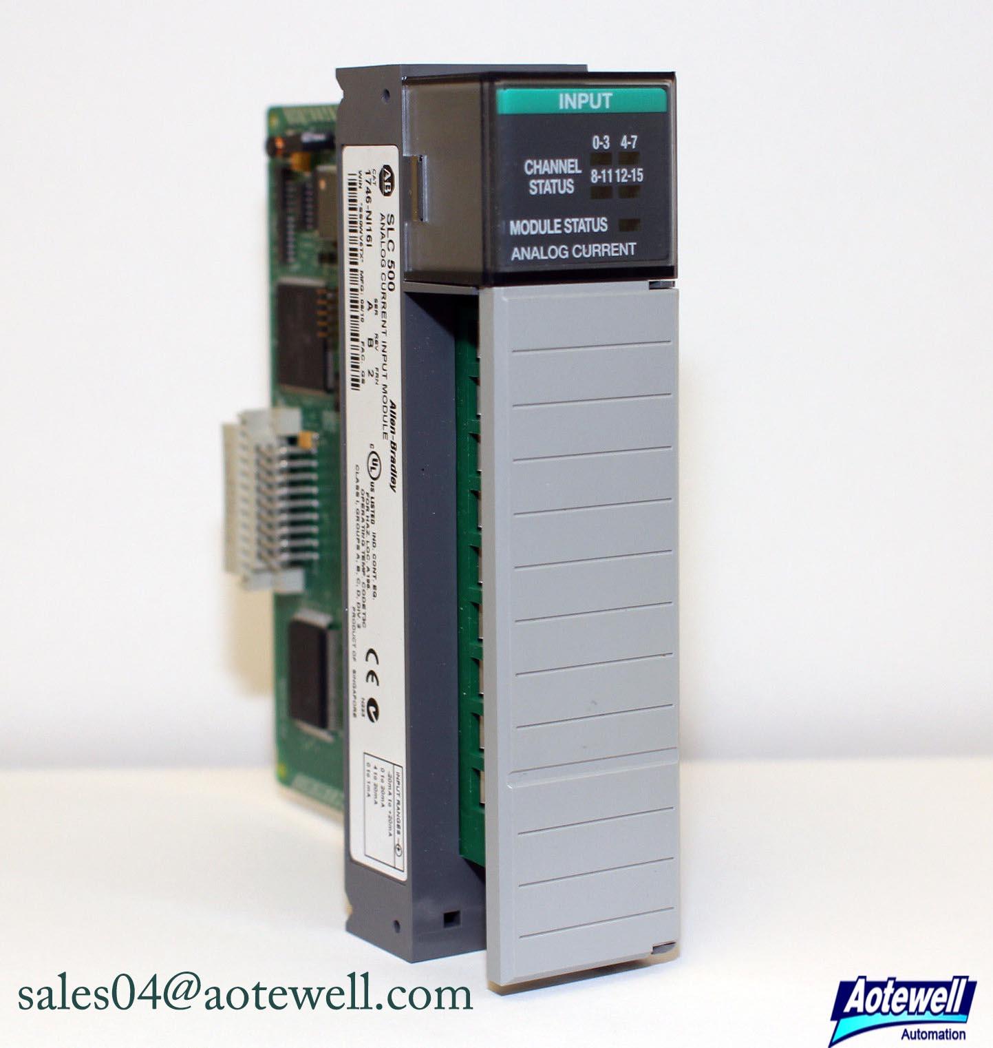 Allen Bradley Slc Plc 500 1747 Systerm Series