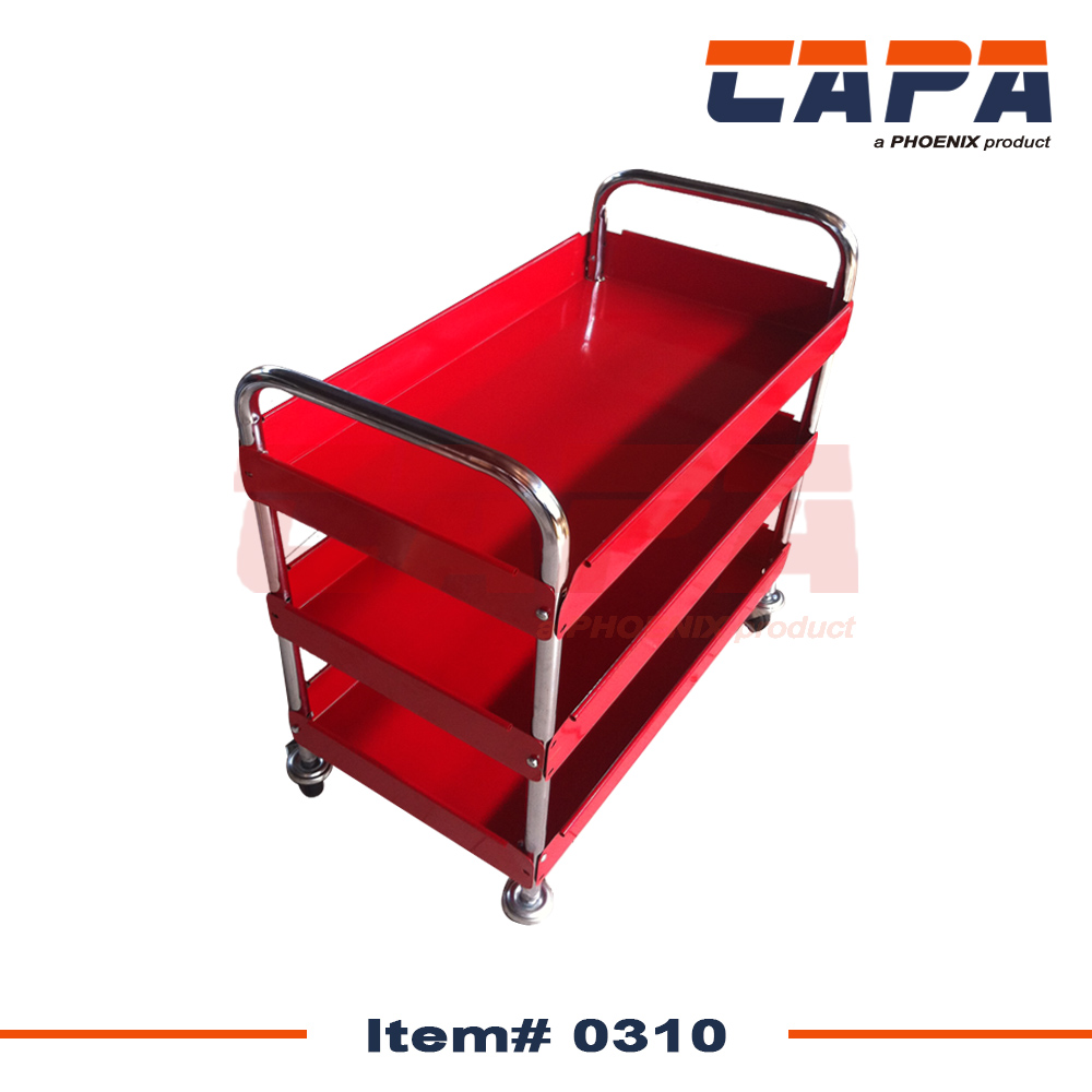 0310 3layers Tool Cart & Tool Trolley
