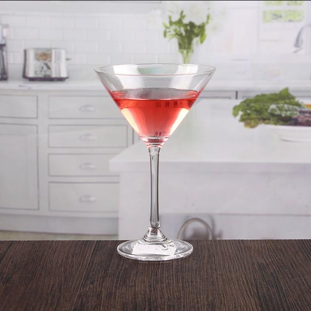 275ml crystal martini cocktail glasses wholesale