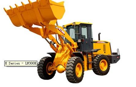 Construction machinery-XCMG Wheel loader LW300K
