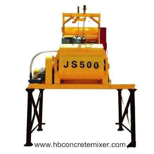 JS500Concrete Mixer
