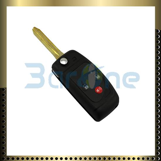 2 button +1 button car key shell for Toyota