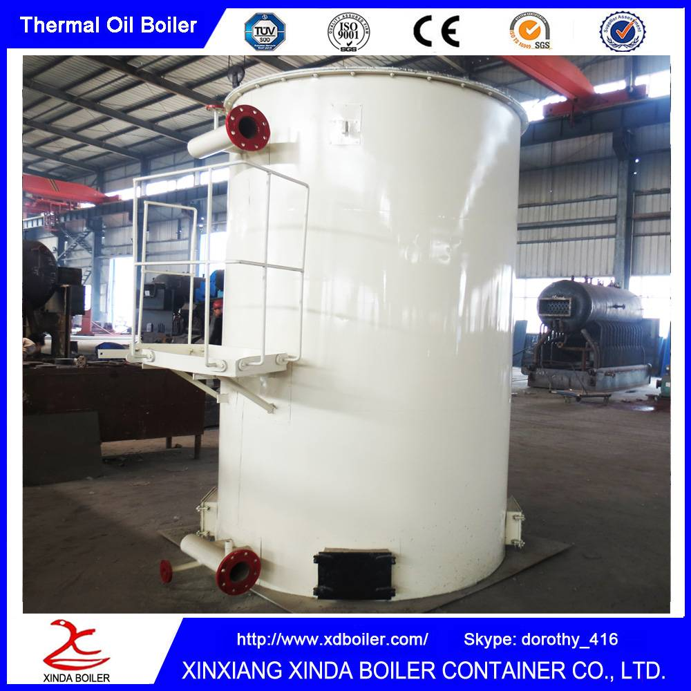 Biomass or Coal fuel fired Thermal Oil / Organic Heat Carrier Boiler