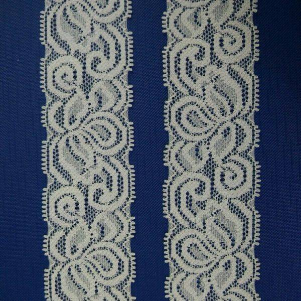 Nylon/Spandex Mix Lace.Good Yarn and good stretch