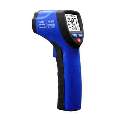 Gsm fluke Basic Temperature digital Gun IR Infrared Thermometer for sale IR-802