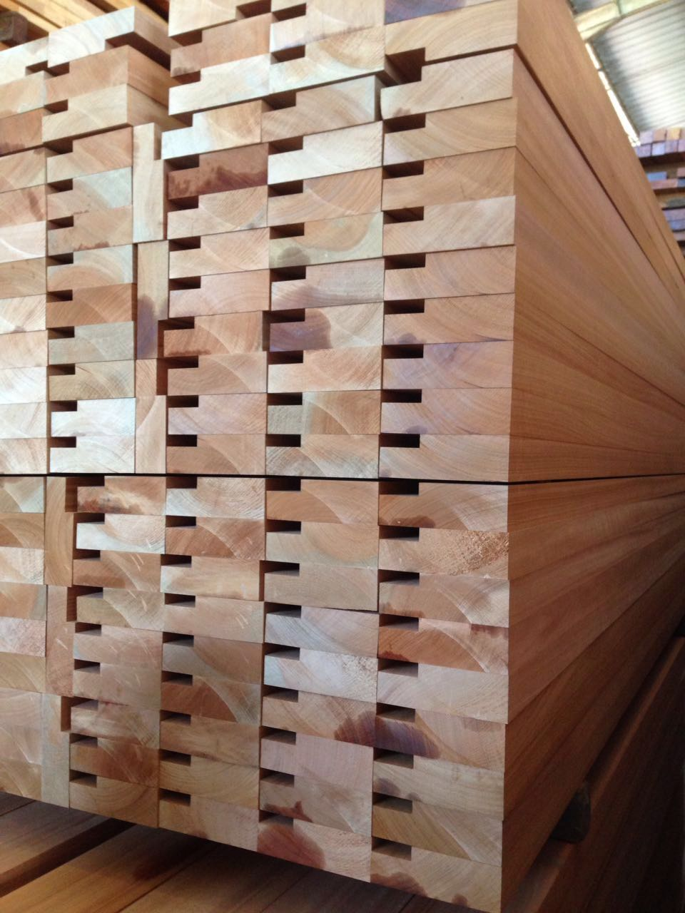 S4S and E2E Indonesian Timber