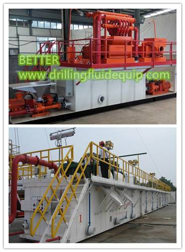 Drilling Waste Management High G drying Shaker HI-G Dryer Shale Shaker