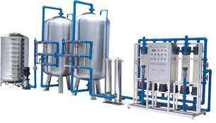 Water Purification Plant ( R.O.Plant)