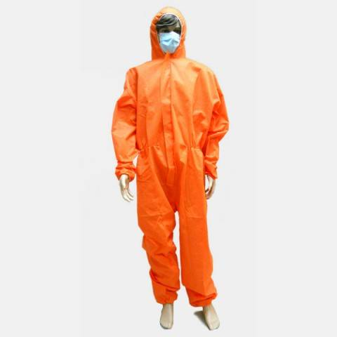 Disposable Nonwoven Coverall/Coverall Medical gown/Disposable Protective Gown