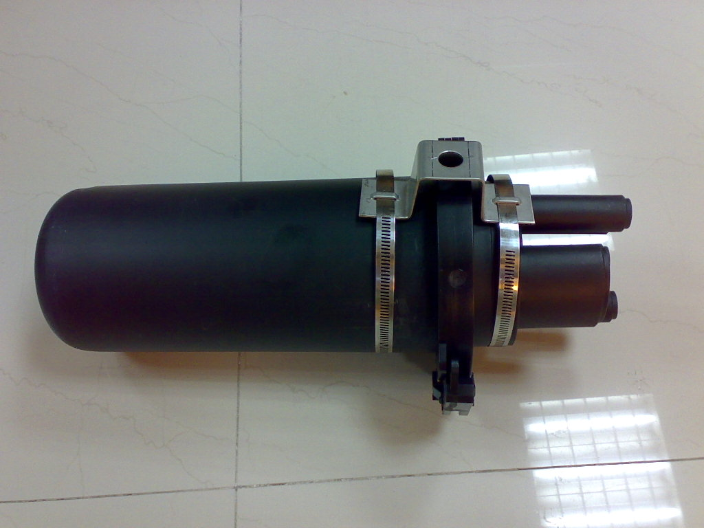 FTTH System CSC 1077 Fiber Optic splice closure