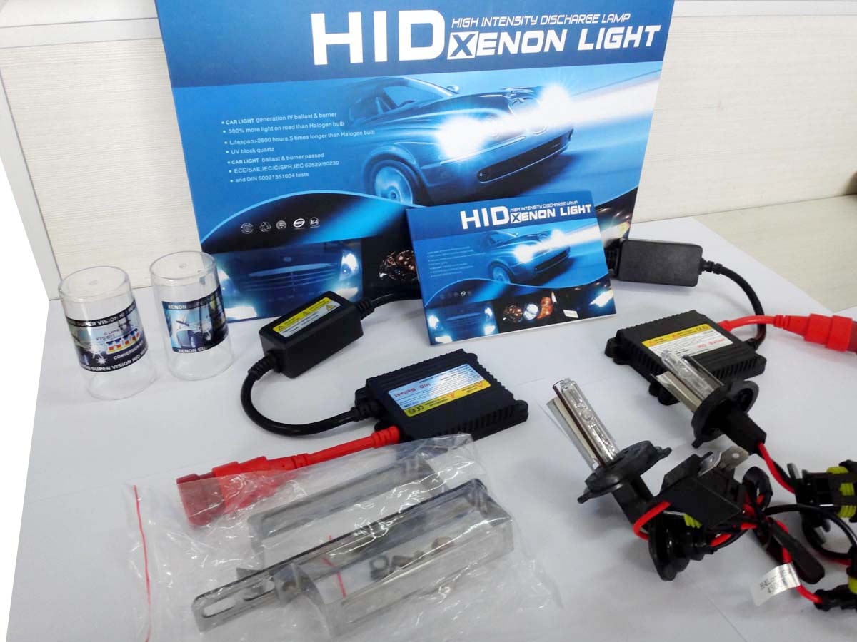 Hot Sale AC 55W HID Xenon Kit 881 (Regular ballast) High Quality HID