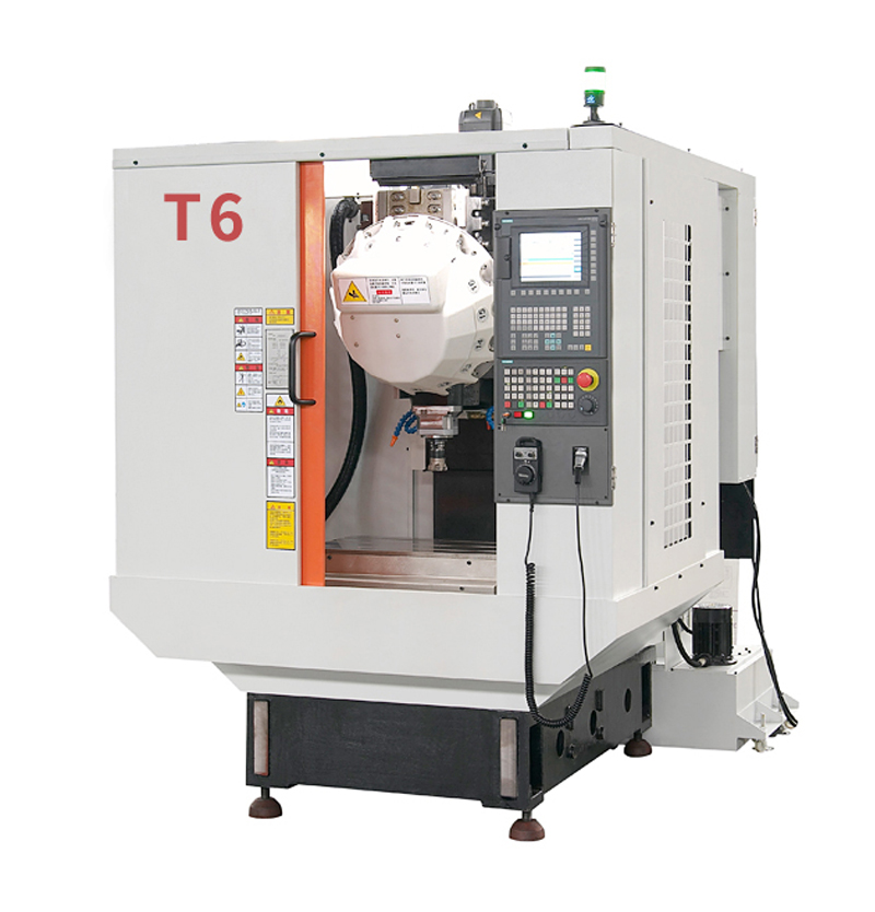 T6 China CNC Tapping Center