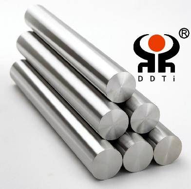 medical grade5 titanium rods properties