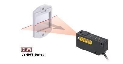 LV-H65 Short-distance, Wide-area Laser Sensor