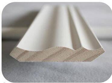 Primed Finger Jointed Pine Panel Moulding