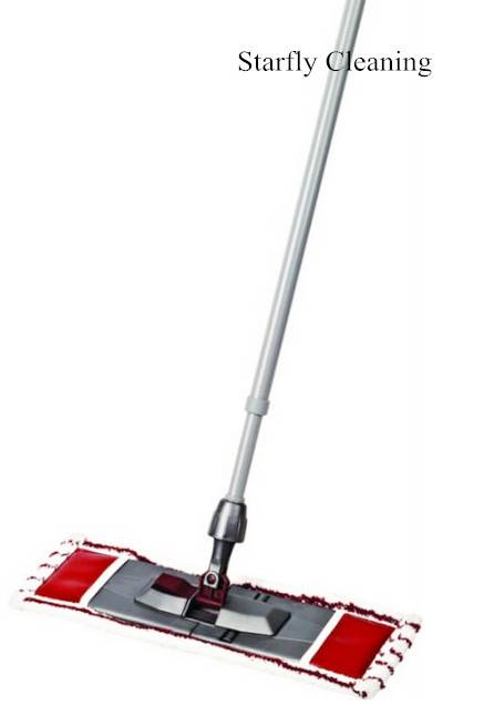Thin plate microfibre mop floor wiper 1011