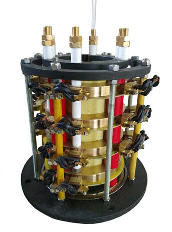 RF Electrical Slip Ring (Medium/High Frequency Slip Ring)