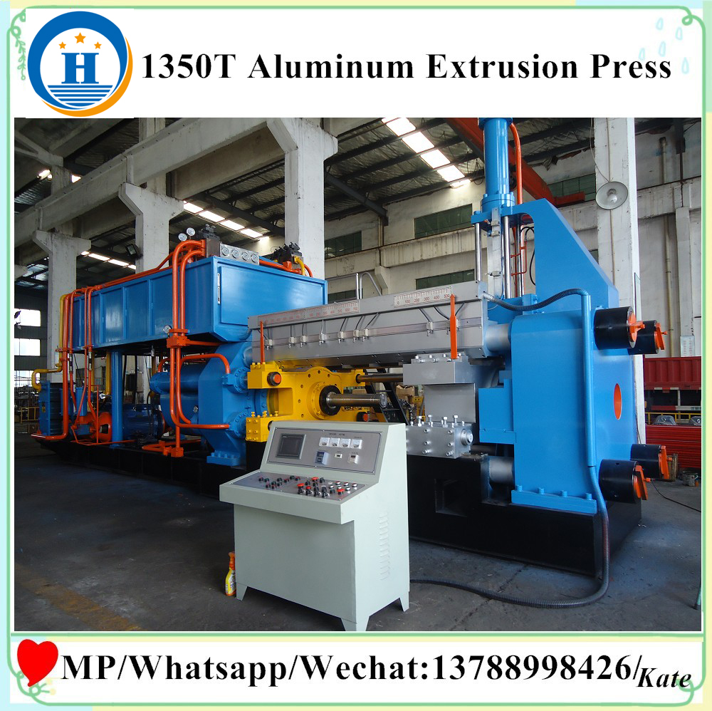 copper extrusion press machinery , Complete Aluminium Extrusion Plant