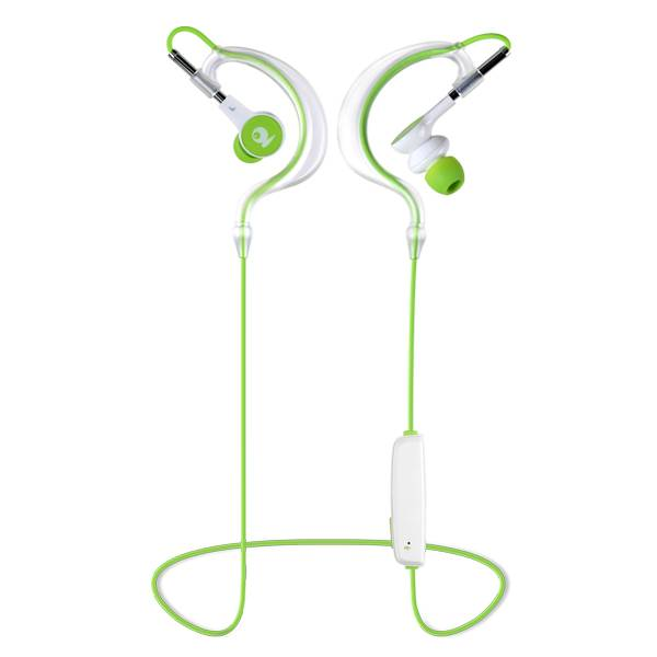 Sport Stereo Bluetooth Wireless Earphones, Hands-free, High Quality, Built-in Rechargeable Battery