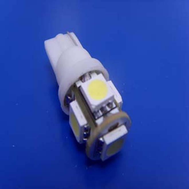 T10-5SMD auto led lamp