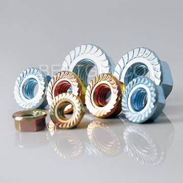DIN6923 Colorful Flange Nut