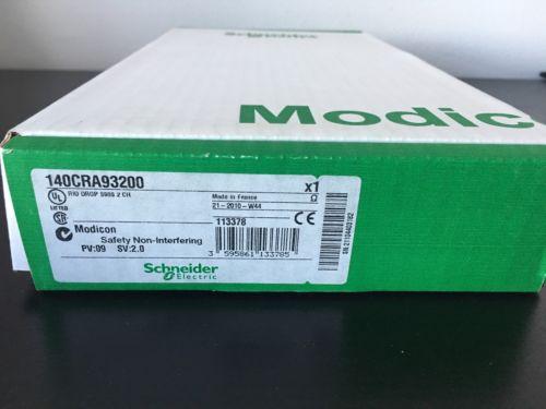 140CRA93200 Schneider RIO introduces adapter module